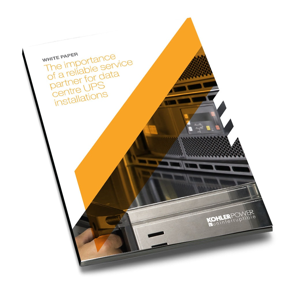 The importance of a reliable service partner for data centre UPS installations
